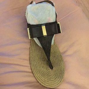 Michael by Michael Kors bow tie esquadrille sandal